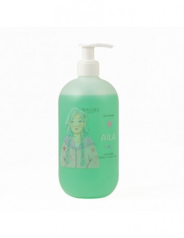 MAUBE Petite Aila gel de baño hidratante 500 ml