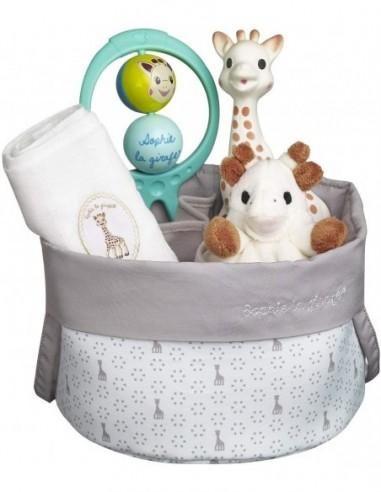 Sophie la girafe cesta de regalo
