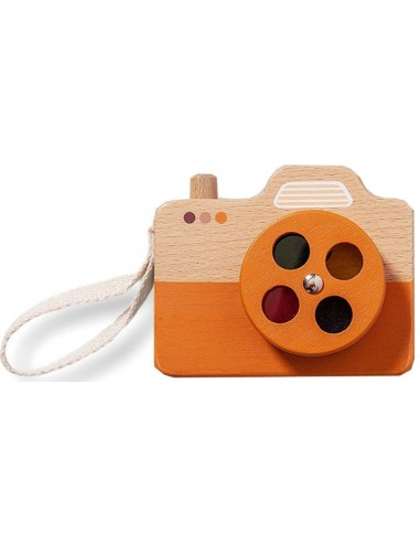PETIT MONKEY cámara de fotos naranja