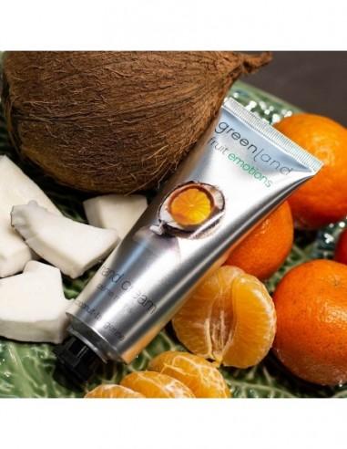 Greenland Crema de manos con coco y mandarina 75 ml