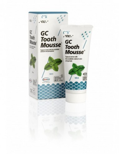 GC Tooth Mousse sabor menta 40 g